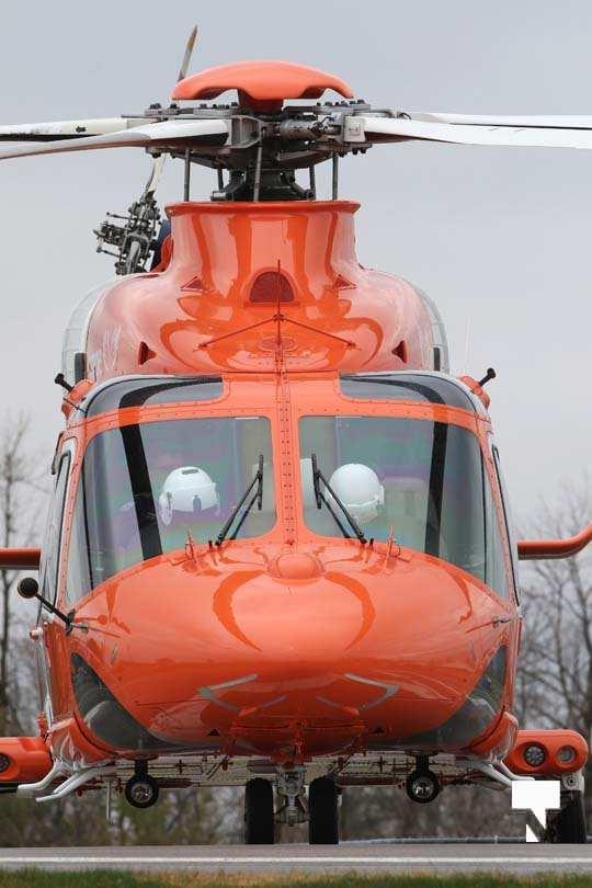 Ornge Air Ambulance April 11, 20211409
