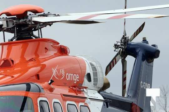 Ornge Air Ambulance April 11, 20211410