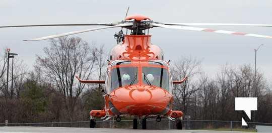 Ornge Air Ambulance April 11, 20211411