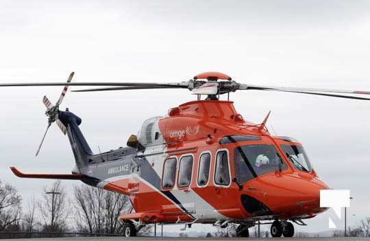 Ornge Air Ambulance April 11, 20211412
