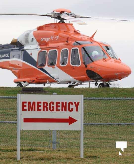 Ornge Air Ambulance April 11, 20211413