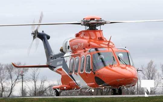 Ornge Air Ambulance April 11, 20211415