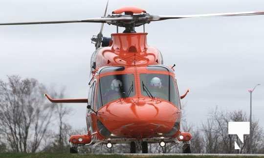 Ornge Air Ambulance April 11, 20211416