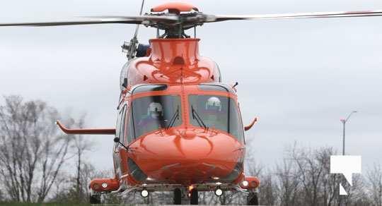 Ornge Air Ambulance April 11, 20211417