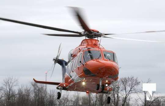 Ornge Air Ambulance April 11, 20211419