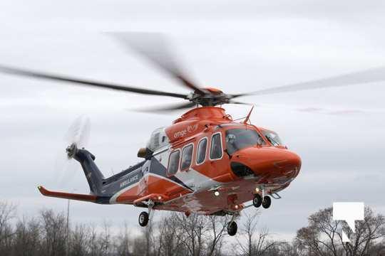 Ornge Air Ambulance April 11, 20211420