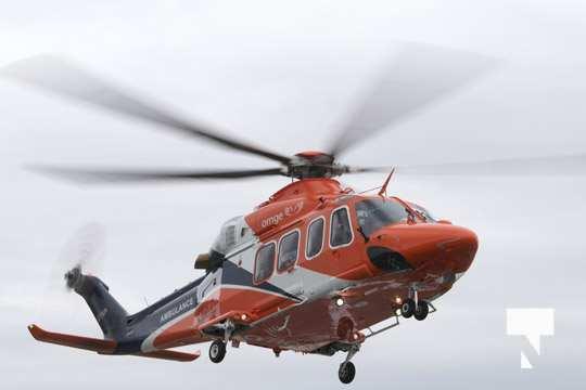 Ornge Air Ambulance April 11, 20211421