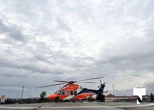 Ornge Air Ambulance April 11, 20211424