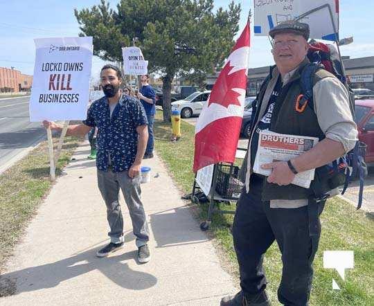 Port Hope Protest April 4, 20211362