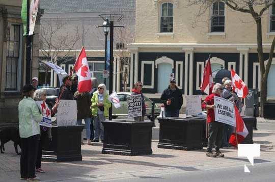 Protest Victoria Hall April 4, 20211321