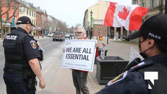 Protest Victoria Hall April 4, 20211334