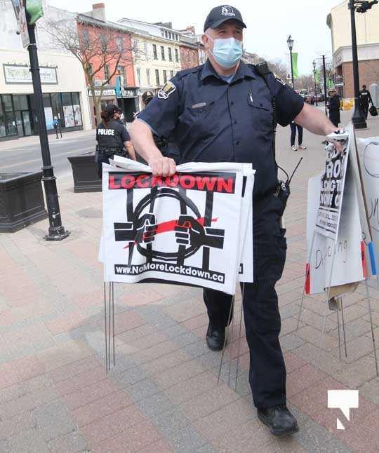 Protest Victoria Hall April 4, 20211337