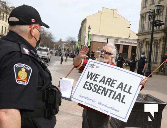 Protest Victoria Hall April 4, 20211339