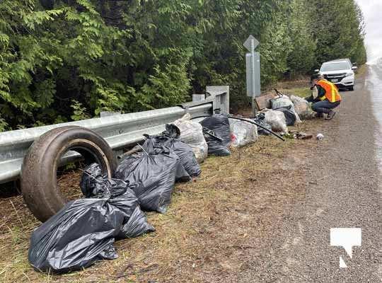Telephone Road Clean Up April 12, 20211435