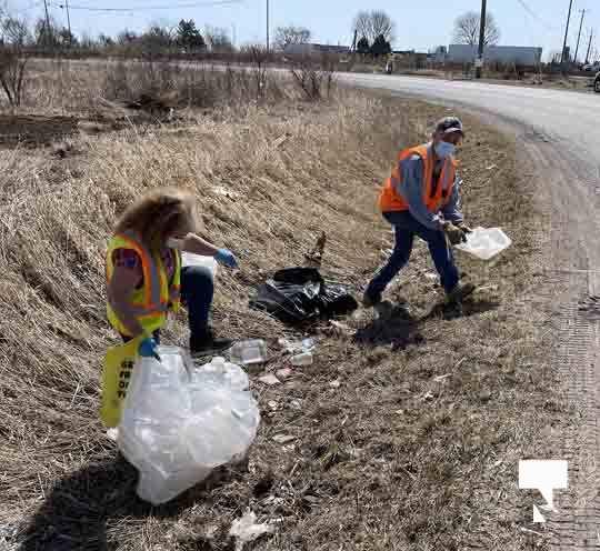 Telephone Road Clean Up April 5, 20211451