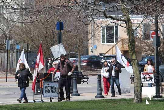 Victoria Park Cobourg Protest April 24, 20211665