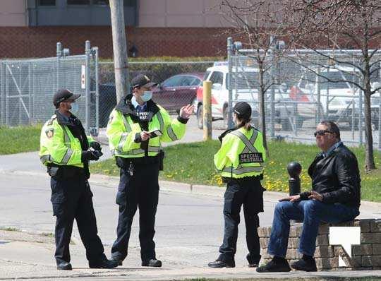 Victoria Park Cobourg Protest April 24, 20211666
