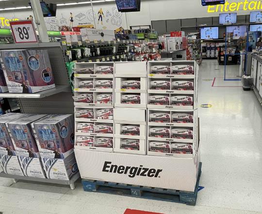 Walmart April 7, 20211260