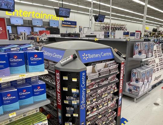 Walmart April 7, 20211263