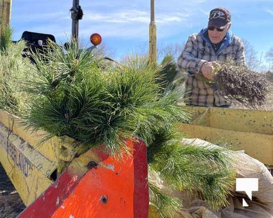 Planting Trees Cramahe Township May 1, 20211834