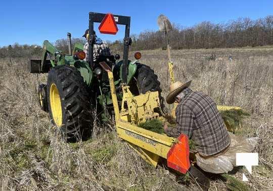 Planting Trees Cramahe Township May 1, 20211837