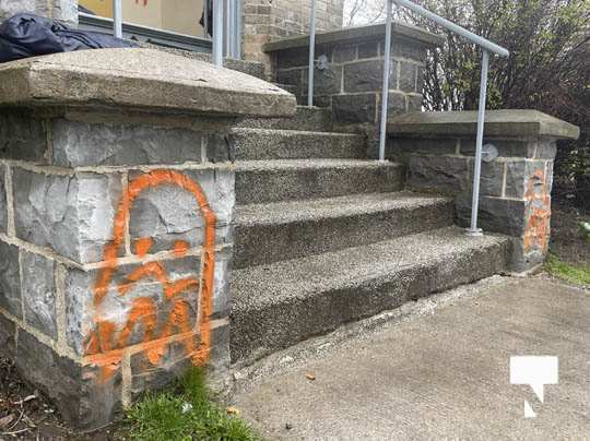 Spray Paint Cobourg May 2, 20211875