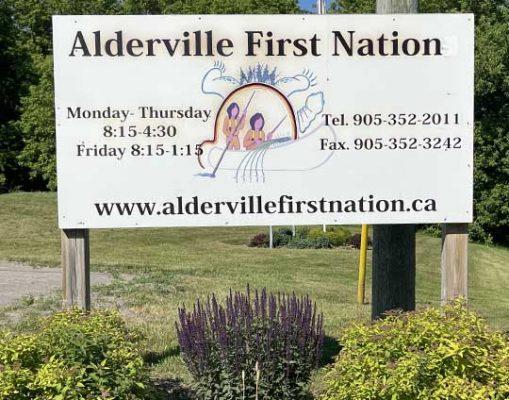 Alderville First Nation June 9, 20212914