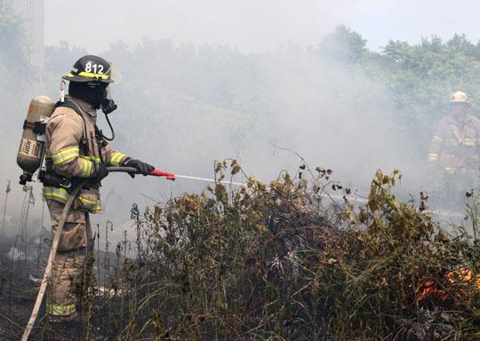 Brush Fire Cramahe June 13, 20213032