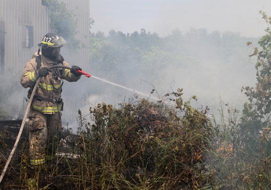 Brush Fire Cramahe June 13, 20213033