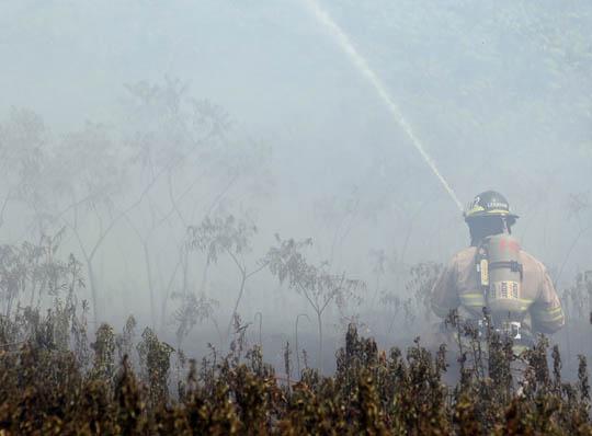 Brush Fire Cramahe June 13, 20213034