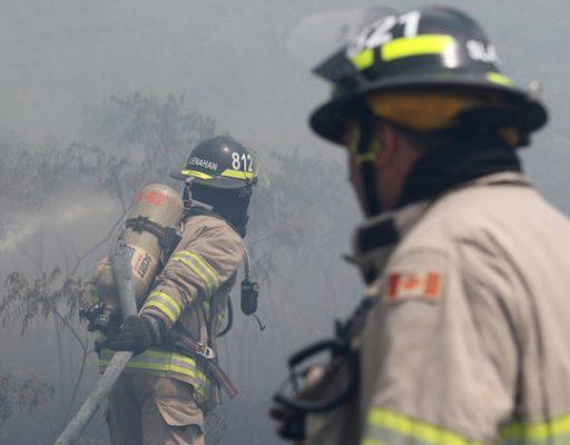 Brush Fire Cramahe June 13, 20213035