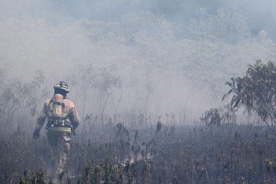 Brush Fire Cramahe June 13, 20213037