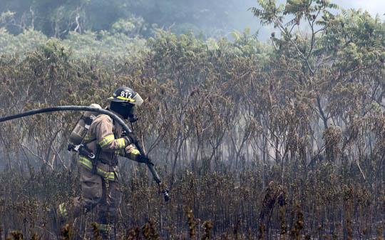 Brush Fire Cramahe June 13, 20213039