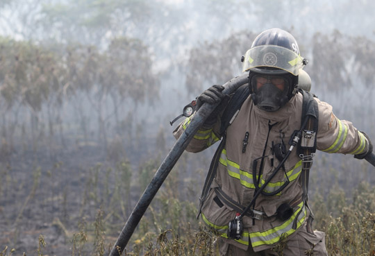 Brush Fire Cramahe June 13, 20213040