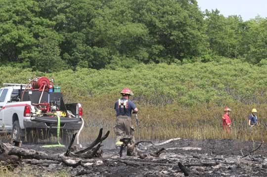 Brush Fire Cramahe June 13, 20213045