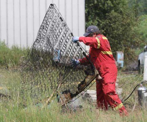 Brush Fire Cramahe June 13, 20213046