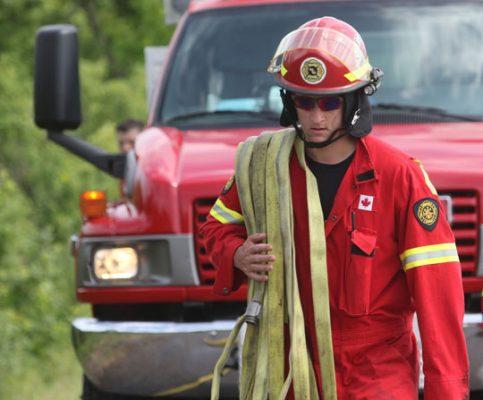 Brush Fire Cramahe June 13, 20213049