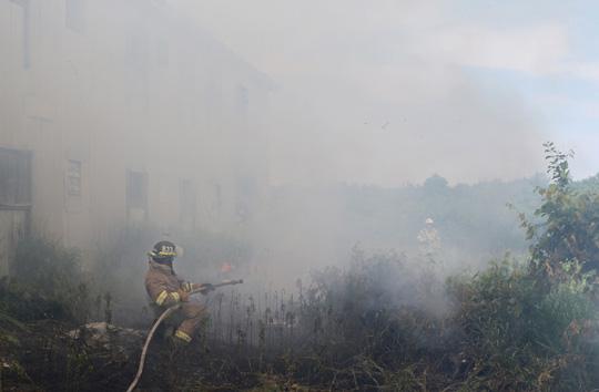Brush Fire Cramahe June 13, 20213050
