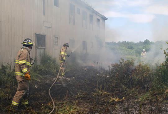 Brush Fire Cramahe June 13, 20213051