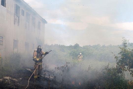 Brush Fire Cramahe June 13, 20213052