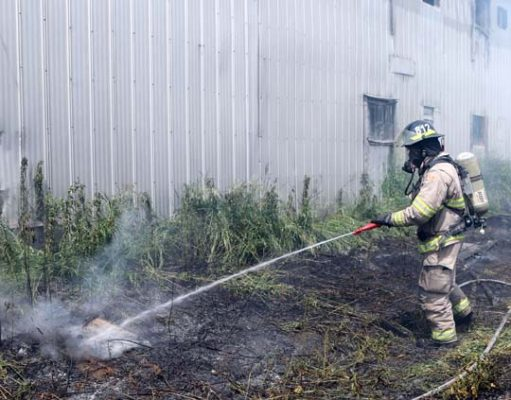 Brush Fire Cramahe June 13, 20213053