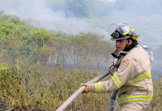 Brush Fire Cramahe June 13, 20213054