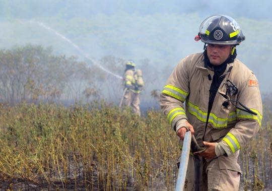 Brush Fire Cramahe June 13, 20213055