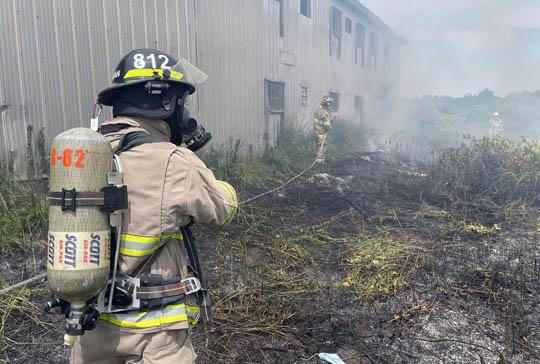 Brush Fire Cramahe June 13, 20213058