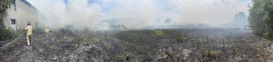 Brush Fire Cramahe June 13, 20213059