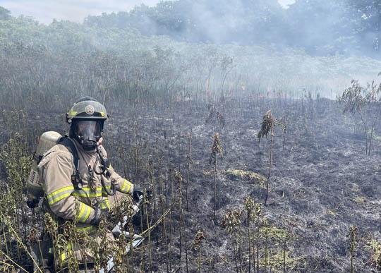 Brush Fire Cramahe June 13, 20213060