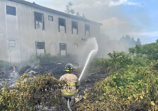 Brush Fire Cramahe June 13, 20213061