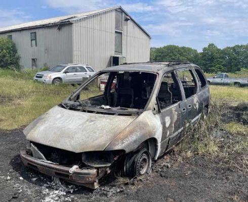 Brush Fire Cramahe June 13, 20213063