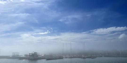 Fog Cobourg June 8, 20212854
