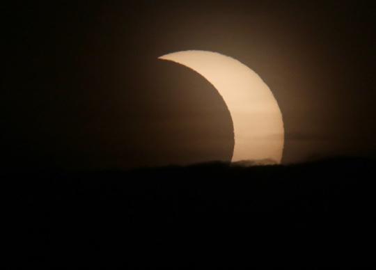 Solar Eclipse Hamilton Township June 10, 20212927